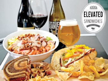 Elevated Sandwiches in Fort Collins