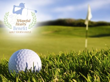 3Hopeful Hearts Benefit Golf Tournament
