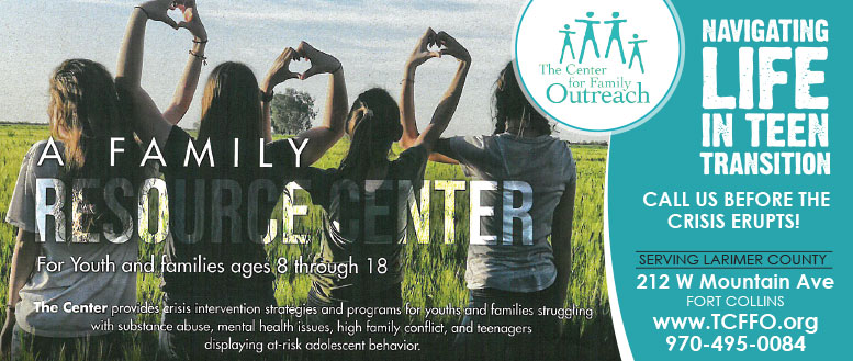 The Center for Family Outreach - Navigating Life in Teen Transition