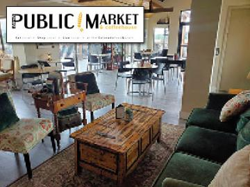 CF&G Public Market & Coffee House in Timnath, CO