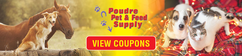 Get Poudre Pet & Feed Supply Coupons