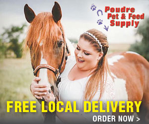 Free Local Delivery from Poudre Pet & Feed Supply