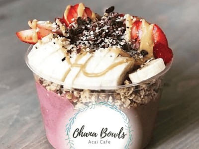 Ohana Bowls Acai Cafe in Fort Collins, CO