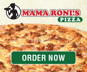 Order Mama Roni's Pizza Now!