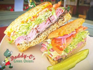 Daddy O's Green Onion in Loveland, CO