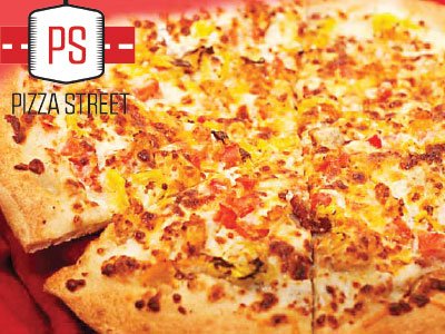 Pizza Street in Loveland, CO