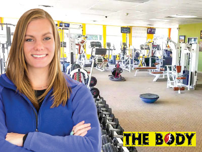 Fitness Coach Claire Youngren in Fort Collins - The Body Fitness Gym