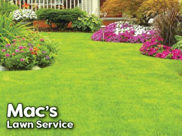 Mac's Lawn Service in Fort Collins, CO