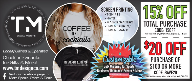 TM Designs and Gifts Coupon Deals near Fort Collins, CO