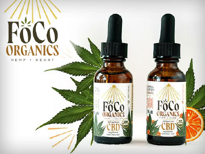 FoCo Organics Hemp & Heart CBD in Fort Collins NoCo