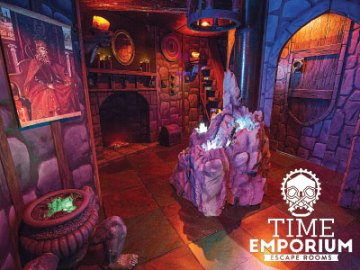 Time Emporium Escape Rooms, Fort Collins & Loveland, NoCo