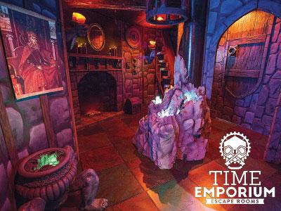 Time Emporium Escape Rooms, Fort Collins & Loveland, NoCo