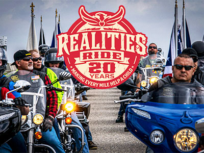 Realities Rides 2021 - Every Miles Helps a Child