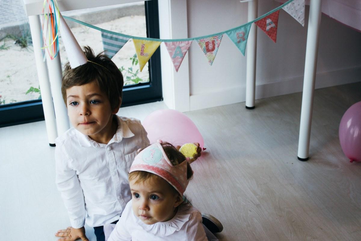 Como gerir os ciúmes - Festa de aniversário da Laurinha Parte III