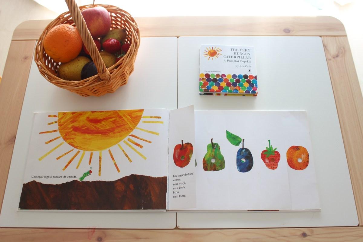 Atividades em casa #20 - Dia mundial da Alimentação