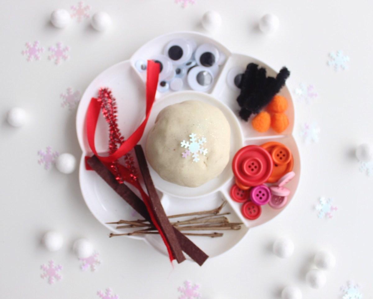 Atividades em casa #26 - Boneco de neve