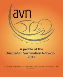 AVN Report Cover