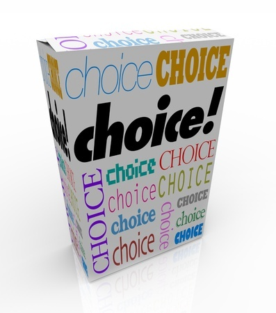 Freedom of Choice Image