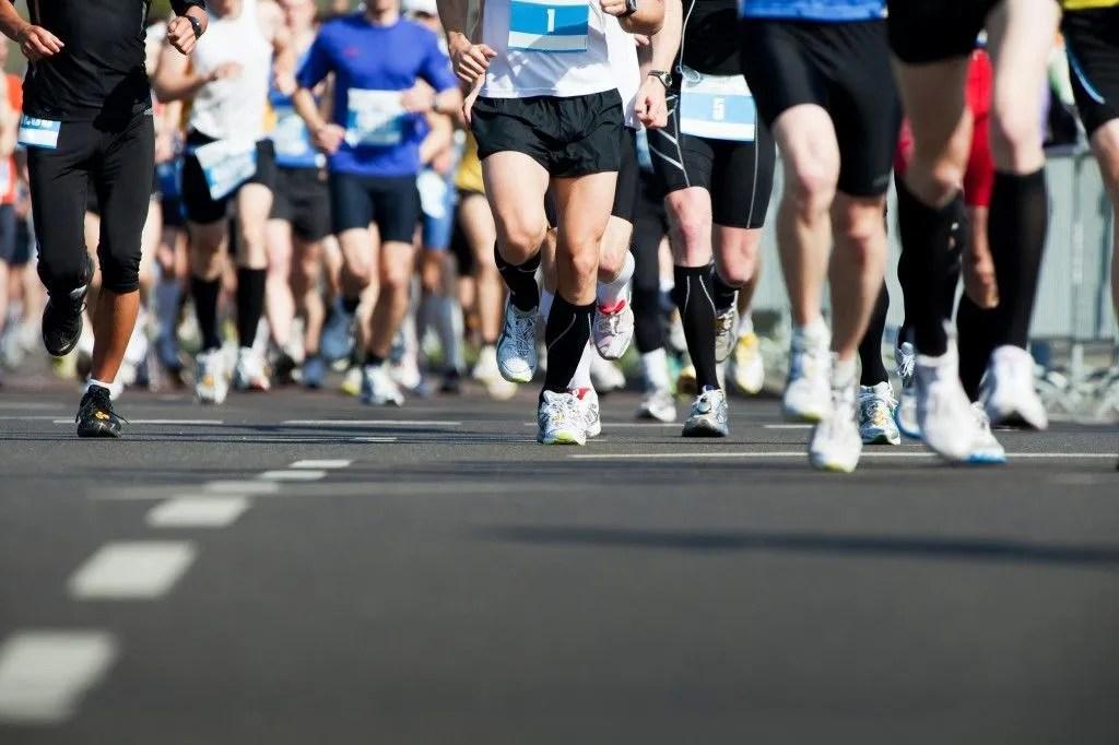 correr mi primer maratón