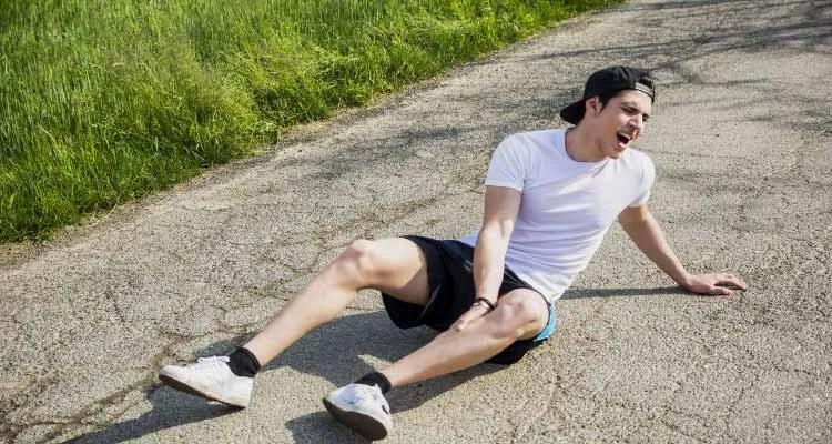 calambres musculares corriendo