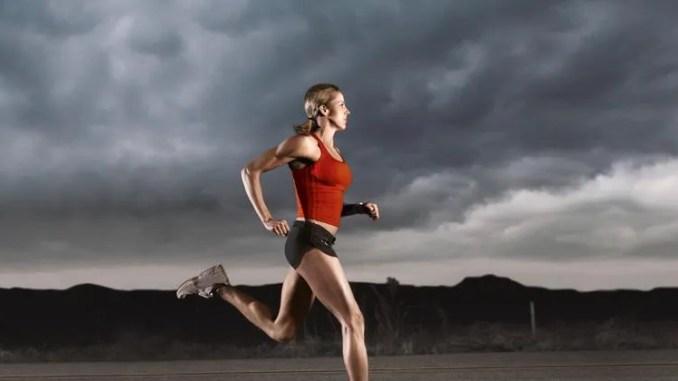 correr 5 kilómetros