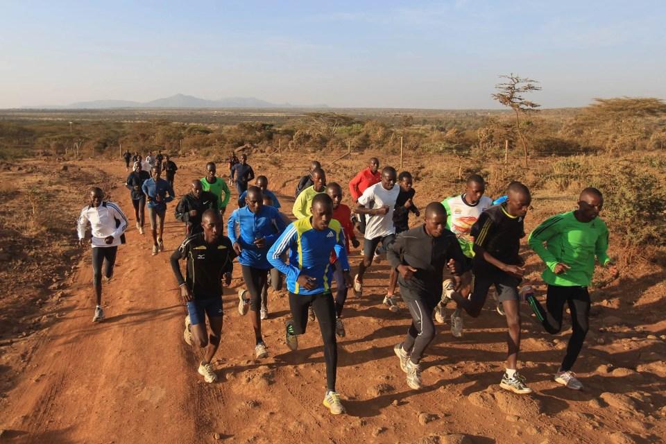 entrenamiento en altitud en corredores