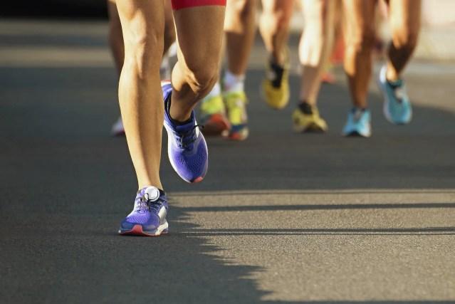 retirada a tiempo en el maratón