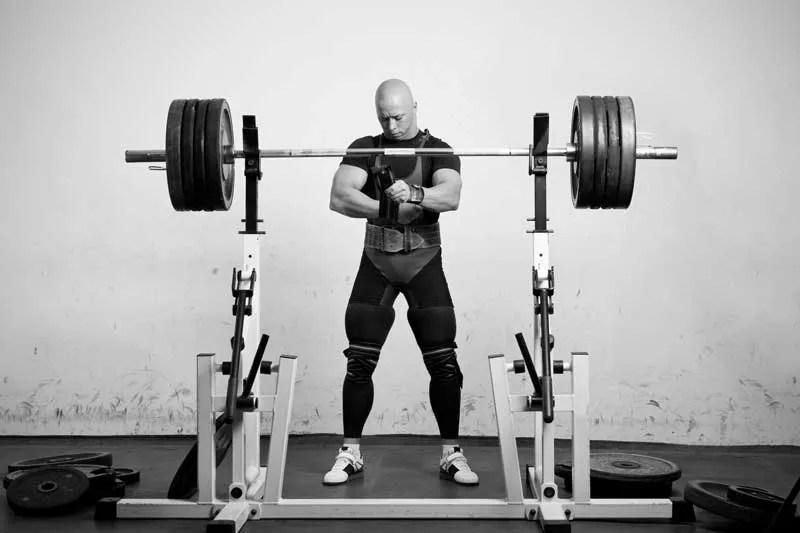 levantar pesas y correr lento