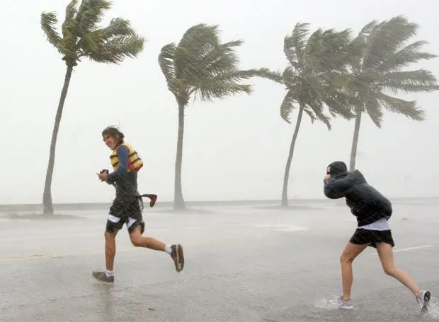 salir a correr con viento fuerte