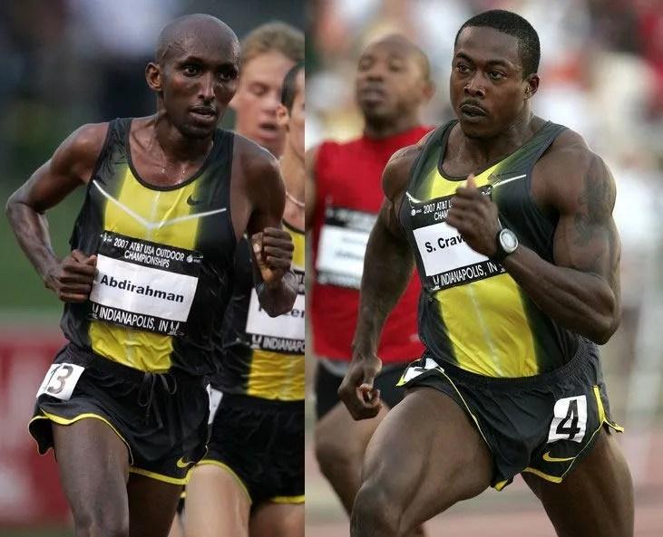 correr y el índice de masa corporal