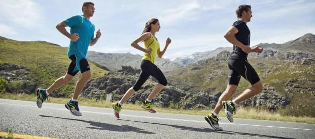ejercicios de fuerza antes de correr