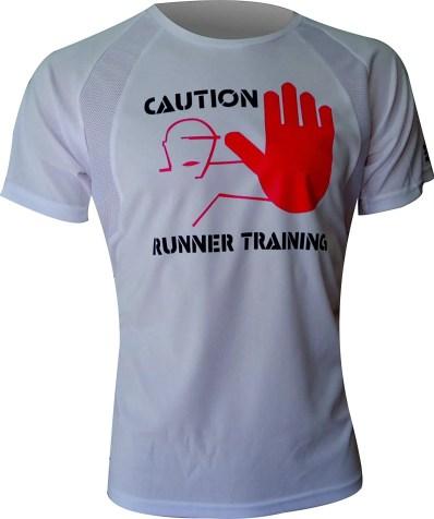 camisetas para corredores originales