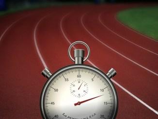 ritmo adecuado para entrenar atletismo