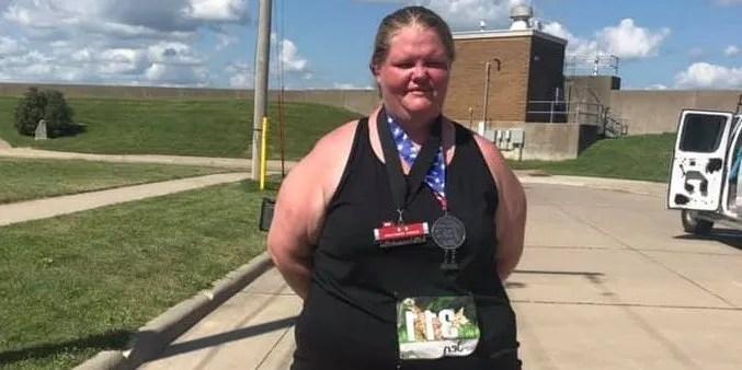 correr con obesidad