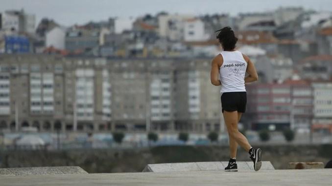 franjas horarias para salir a correr