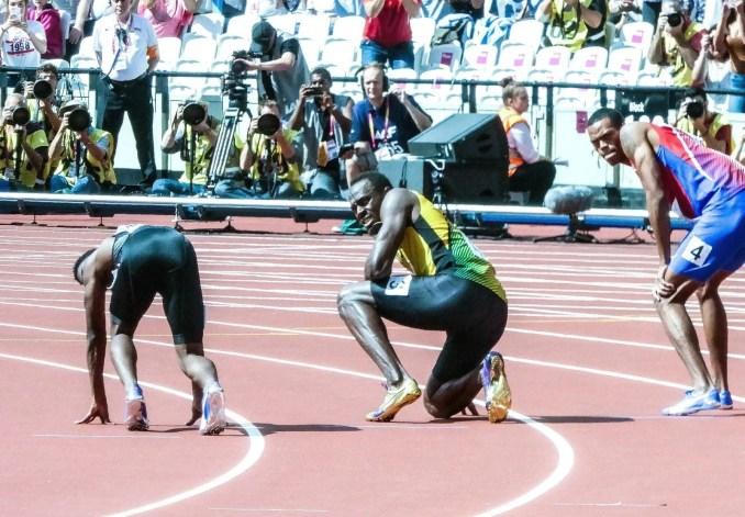 corredores más rápidos del mundo