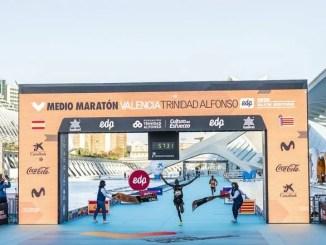 record del mundo medio maraton