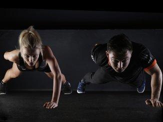 beneficio de las flexiones