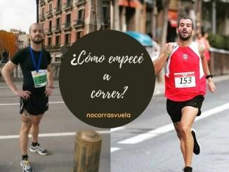 como empece a correr