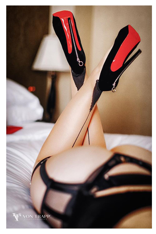 Wydłużanie nóg za pomocą stylizacji