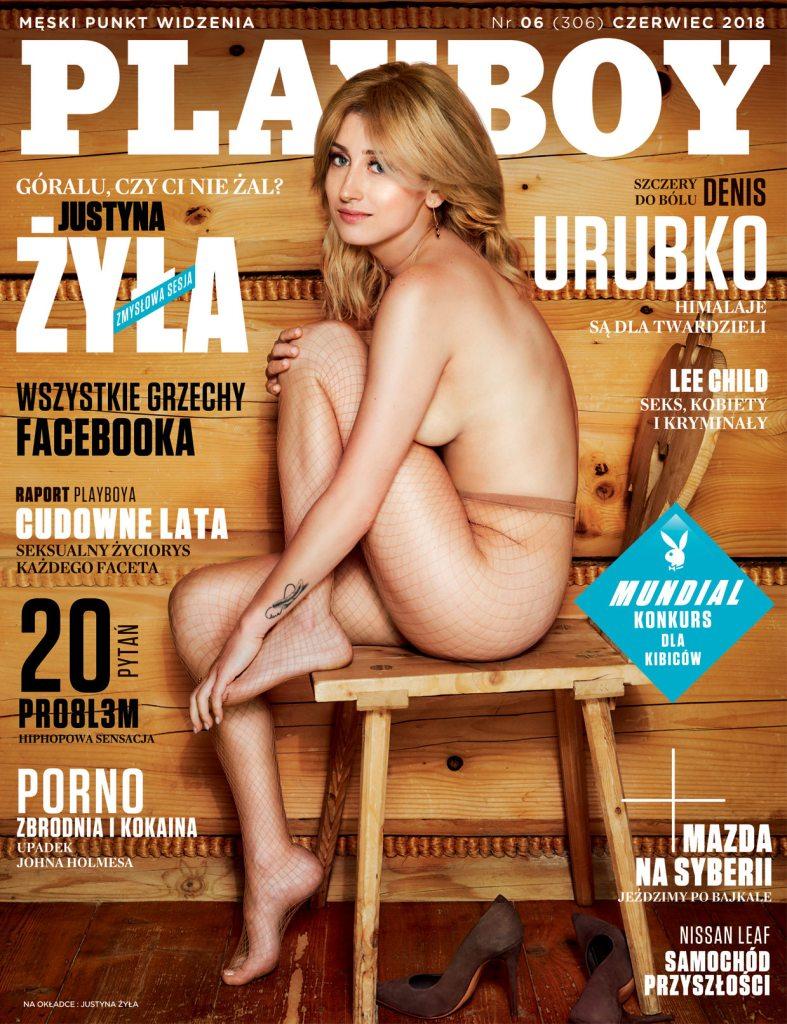 Nagie polki - Polki w Playboy
