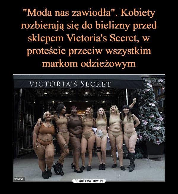 Moda zniewala
