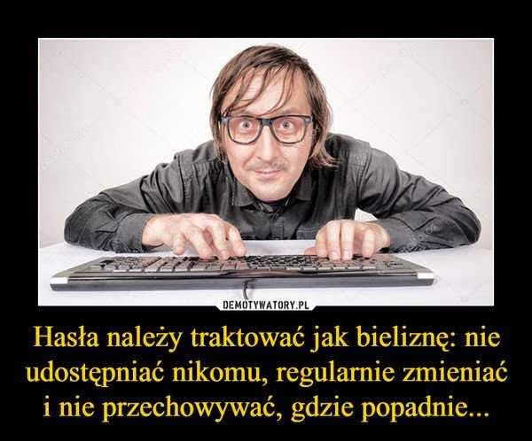 Uważaj w internecie