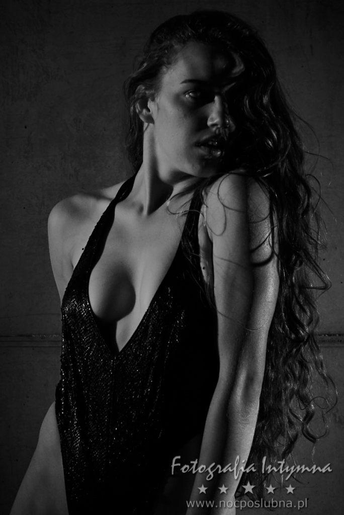 Fotografia czarno - biała