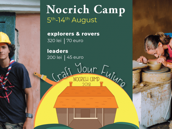 Nocrich Camp - Craft Your Future