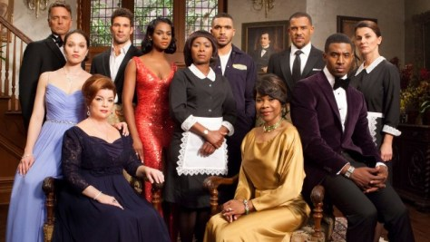 The cast of 'The Haves and the Have Nots.'