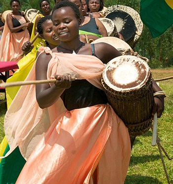 The Art of 'SWEET DREAMS' @sweetdreamsdoc ~ A Documentary highlighting a group of Courageous & Remarkable Rawandan Women Drummers #NoCriticsJustArtists