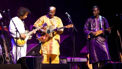 Ousmane Ag Mossa & Bassekou Kouyate