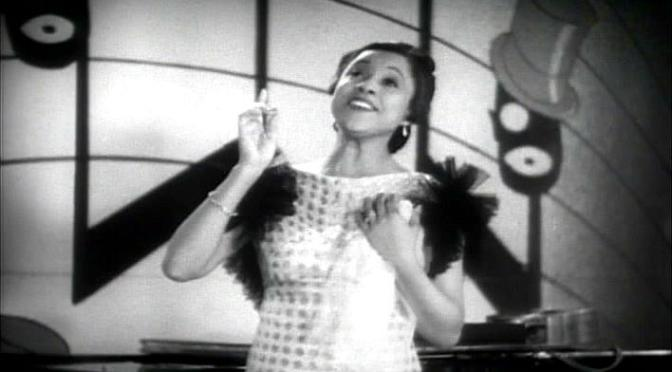 Art In Reflection: The ever so poised – *Jazz Princess, Adelaide Hall #NoCriticsJustArtists