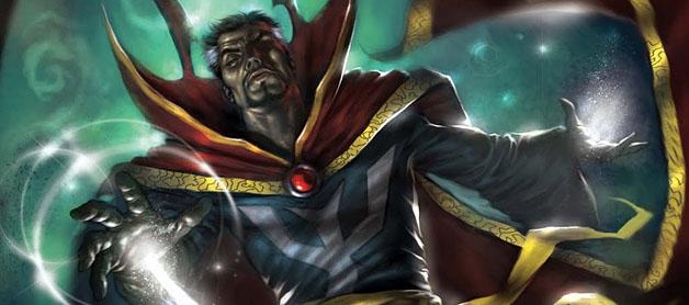 The Art of… The 'Comic' – Meet: *Doctor Stephen Vincent Strange a.k.a *Doctor Strange #NoCriticsJustArtists